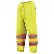 OccuNomix ECO-TEM2T Class E Two-Tone Mesh Safety Pants