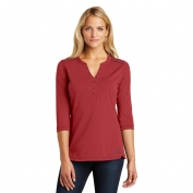 OGIO LOG132 Ladies Fuse Henley