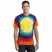Port & Company PC149 Essential Window Tie-Dyed Tee