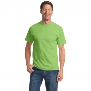 Port & Company PC61 Essential T-Shirt - Lime