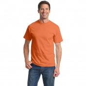 Port & Company PC61 Essential T-Shirt - Orange Sherbet