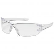 Bouton 250-46-0520 Captain Safety Glasses - Clear Frame - Clear Anti-Fog Lens