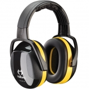 PIP 263-41002 Hellberg Secure 2 Passive Ear Muffs with Adjustable Headband - NRR 26