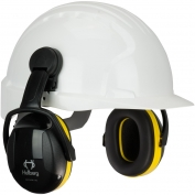 PIP 263-42002 Hellberg Secure 2 Cap Mounted Passive Ear Muffs - NRR 24