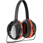 PIP 263-43003 Hellberg Secure 3 Passive Ear Muffs with Neckband - NRR 27