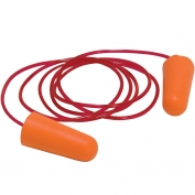 PIP 265-100C Disposable Corded Polyurethane Foam Ear Plugs - 32 NRR