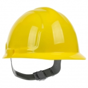 PIP 280-CS4200 Cap Style Hard Hat - 4-Point Slip Ratchet Suspension - Yellow