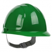 PIP 280-CS4200 Cap Style Hard Hat - 4-Point Slip Ratchet Suspension - Green