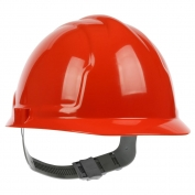 PIP 280-CS4200 Cap Style Hard Hat - 4-Point Slip Ratchet Suspension - Bright Orange