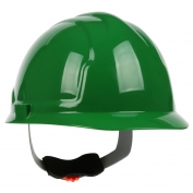 PIP 280-CW4200 Cap Style Hard Hat - 4-Point Wheel Ratchet Suspension - Green