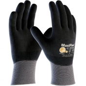 PIP 34-876 MaxiFlex Ultimate Seamless Knit Nylon/Lycra Gloves with Nitrile Coated on Full Hand