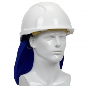 PIP 396-405 EZ-Cool Evaporative Cooling Hard Hat Pad with Neck Shade