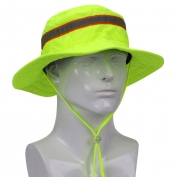 PIP 396-EZ450 EZ-Cool Evaporative Cooling Ranger Hat - Hi-Vis Lime Yellow
