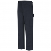 Bulwark FR Men's Dungaree - EXCEL FR ComforTouch - 11.0 oz. - Navy Duck