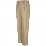 Red Kap PT32 Men's Pleated Work Pants