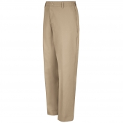 Red Kap PT60 Men's Elastic Insert Work Pants - Khaki