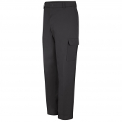 Red Kap PT88 Men's Industrial Cargo Pants - Black