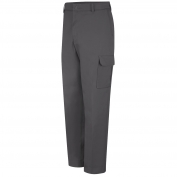 Red Kap PT88 Men's Industrial Cargo Pants - Charcoal