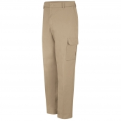 Red Kap PT88 Men's Industrial Cargo Pants - Khaki
