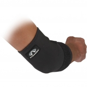 Pyramex BES500 Ambidextrous Elbow Sleeve with Strap - Black