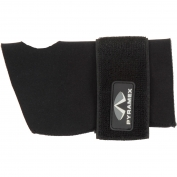 Pyramex BWS500 Single Wrist Wrap with Thumb Restrainer - Black