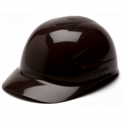 Pyramex HP40015 Ridgeline Bump Cap - Brown