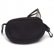 Pyramex NEOCASE Zippered Neoprene Safety Glasses Case