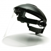 Pyramex S1020 Polycarbonate Face Shield - Clear
