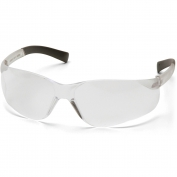 Pyramex Mini Ztek Safety Glasses - Clear Temples - Clear Anti-Fog Lens