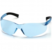 Pyramex Mini Ztek Safety Glasses - Infinity Blue Temples - Infinity Blue Lens