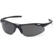 Pyramex Avante Safety Glasses - Black Frame - Gray Lens