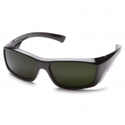 Pyramex SB7950SF Emerge Safety Glasses - Black Frame - 5.0 IR Lens