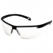Pyramex SB8624D Ever-Lite Safety Glasses - Black Frame - Light Adjusting Photochromic Lens