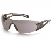 Pyramex Endeavor Safety Glasses - Gray Temples - Gray Lens