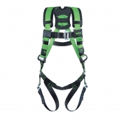 Miller Revolution Construction Harness with Mating-Buckle Legs