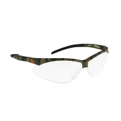 Radians AP4-11 Rad-Apocalypse Safety Glasses - Camo Frame - Clear Anti-Fog Lens