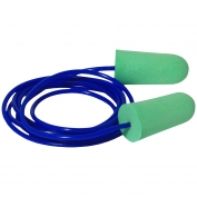 Radians FP91 Deflector Corded Disposable Foam Ear Plugs - NRR 33dB