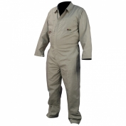 Radians FRCAT-002K VolCore Tall Cotton FR Coverall - Khaki