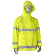 Radians RJ25-3ZGV Fortress 20 High Visibility Rain Jacket