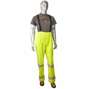 Radians RP25-ESGV Fortress 20 High Visibility Rain Pants