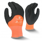 Radians RWG17 Latex Coated Cold Weather Work Gloves
