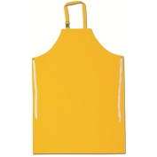 River City 200S5 Classic Series Apron - .35mm PVC/Polyester - Yellow