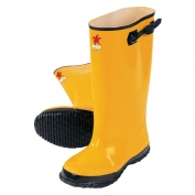 River City BYR100 Rubber Slush Boots - Yellow