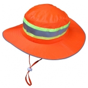 River City HVH100 High Visibility Boonie Hat - Orange