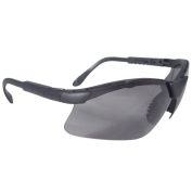 Radians Revelation Safety Glasses - Smoke Frame - Smoke Lens