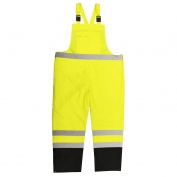 Radians RW30-ES1Y General Purpose Rain Bib Pants - Yellow/Black