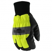 Radians RWG800 Radwear Silver Series Hi-Visibility Thermal Lined Gloves