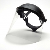 Pyramex S1010 Polyethylene Face Shield - Clear