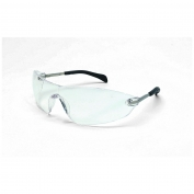 Crews S2210 Blackjack Elite Safety Glasses - Metal Temples - Clear Lens