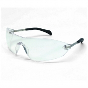 Crews S2210AF Blackjack Elite Safety Glasses - Metal Temples - Clear Anti-Fog Lens